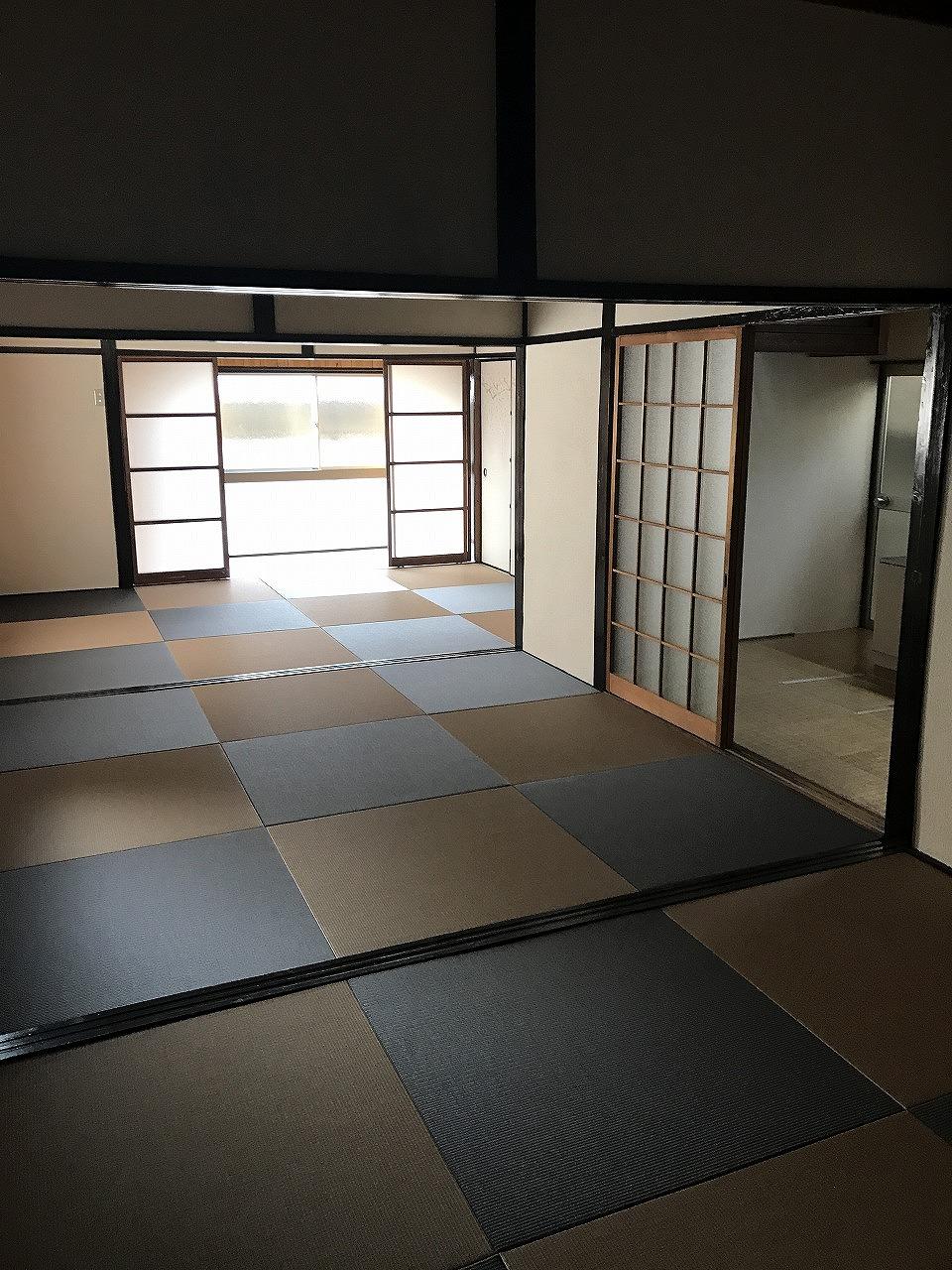 奈良の古家改装後の売却事例